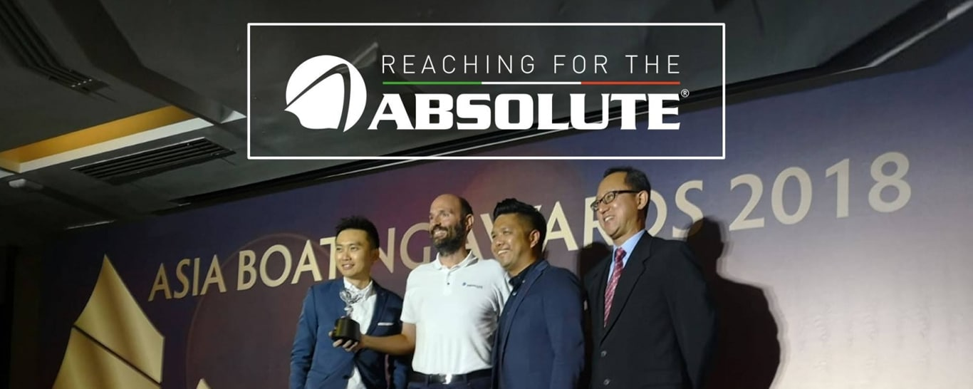 Absolute 58 Fly Awarded Best in its Class